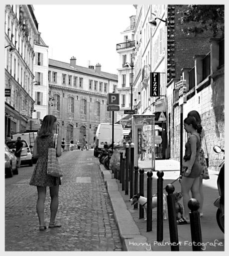 Ontmoeting op straat