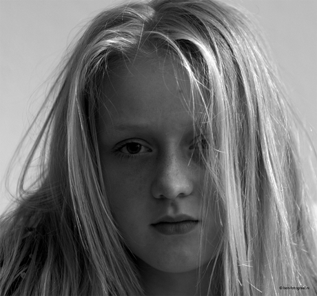 Portret met diepgang.