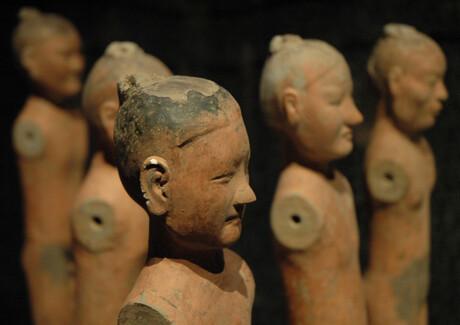 Het Terracotta leger in Assen