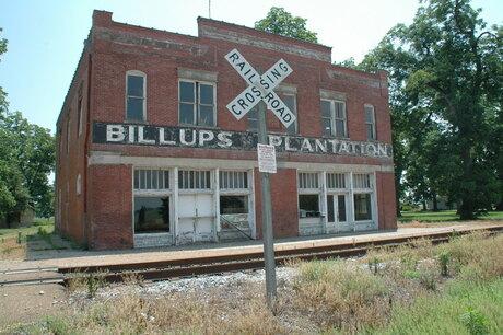 Billups plantation