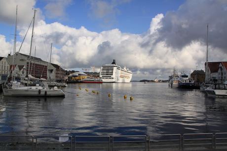 MSC Opera in Stavanger