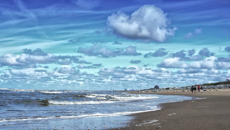 Zon, Zee, Strand