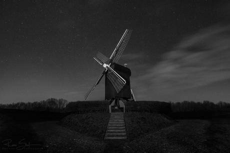 • Vesting molen Bourtange •