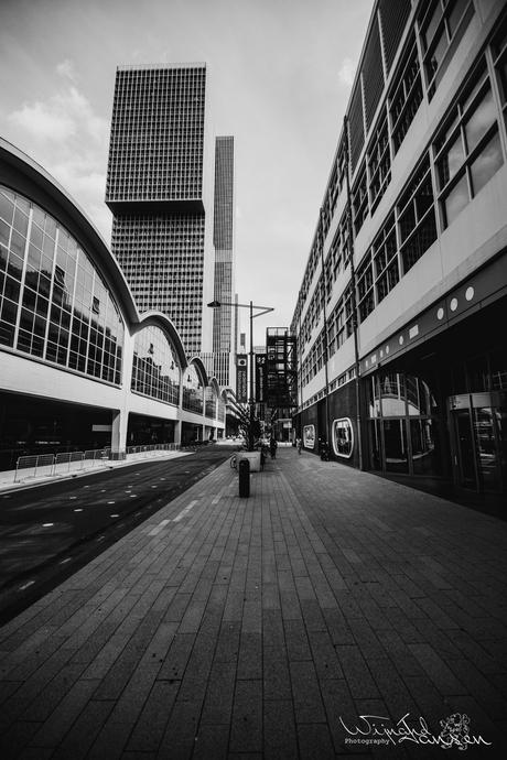 Las Palmas, Wilhelminakade Rotterdam