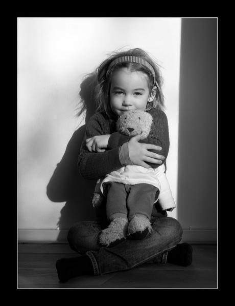 Teddy en ik