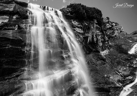 Grossclockner waterfall