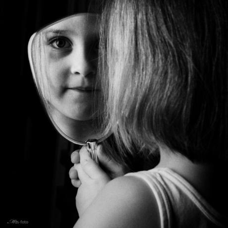 Spiegeltje, spiegeltje.....