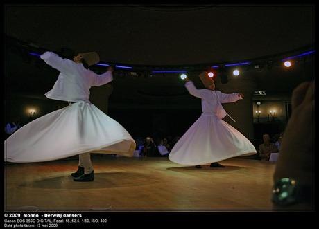 Derwisj dansers