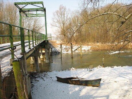 Biesbosch - Kroonbrug