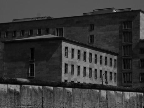 Berlijn de MUUR