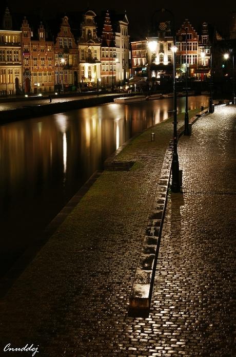 Ghent @ night