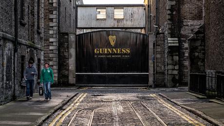 Guinnes Brewery Dublin