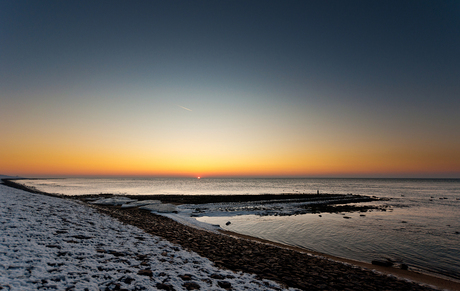 Late Winter Sunset @ Huisduinen