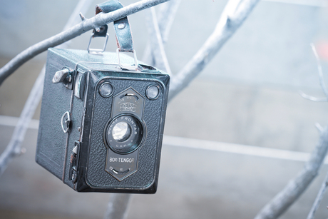 Camera from the past