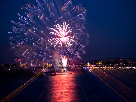 Art 'n Fireworks Nijmegen