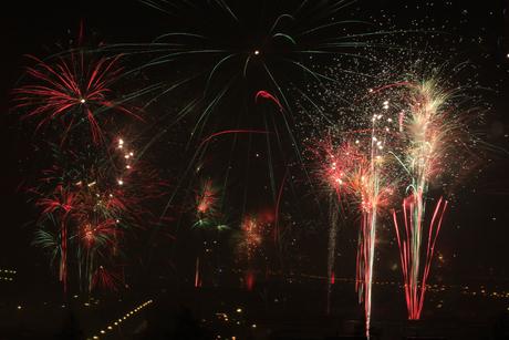Gelukkig nieuwjaar! 2013!