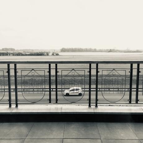 Lijnen: 'De auto in 't huis'