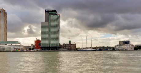 New York in Rotterdam