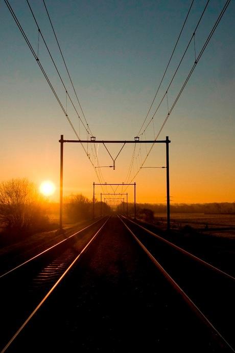 (spoor) lijnen