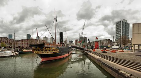 Rotterdam Museum van de scheepvaart