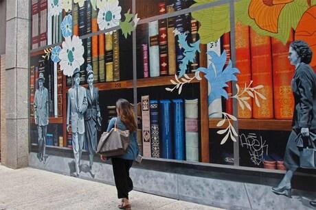mural, Philadephia