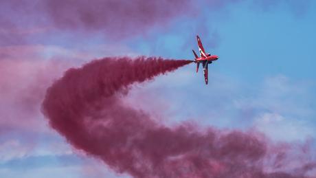 Red Red Smoke