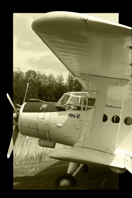 Antonov op Aviodrome