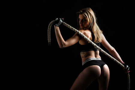 fitness shoot - - - foto door vnjphotography op 16-02-2020