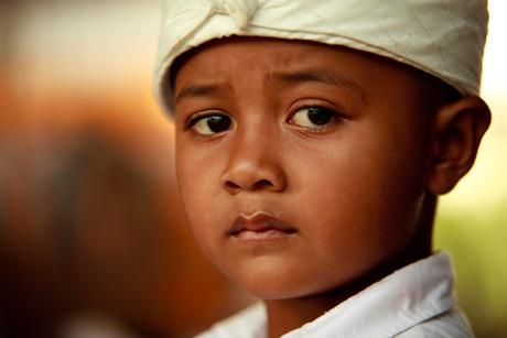 Jongetje Bali