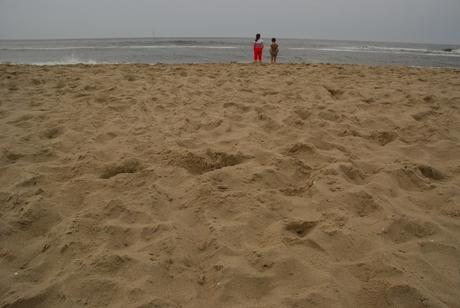 Beachfun for kids 2: Muitende Zeilertjes Gedumpt.