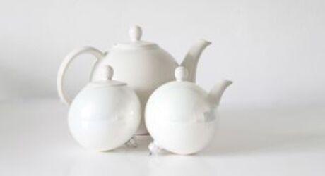 high tea at xmas