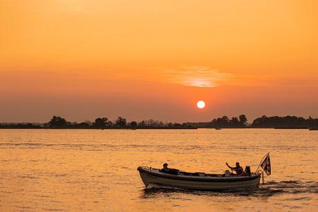 Sunset Sneekermeer