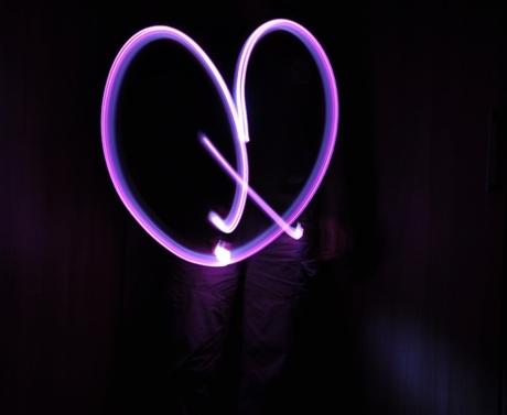 kunstzinning met licht