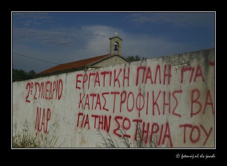 Griekse graffitie