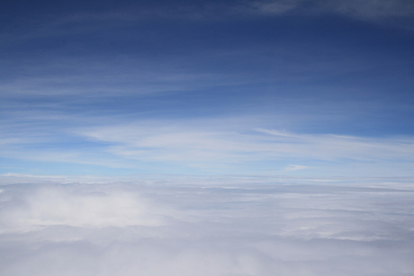 Cloudy ...