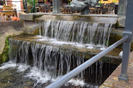 waterval in Gulpen