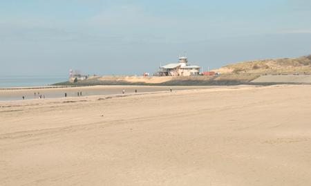 vlissingen - Strand bij Vlissingen - foto door majvangooreg op 17-04-2018 - deze foto bevat: zee