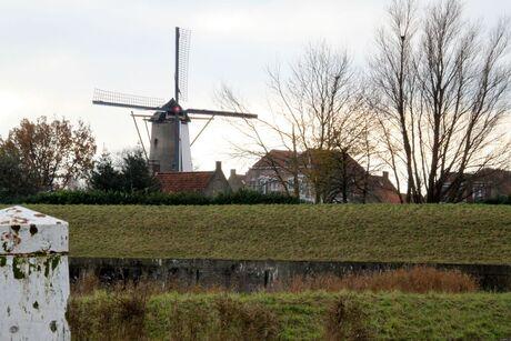 Uitzicht op Willemstad