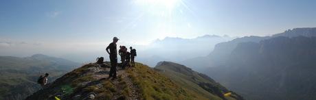 Topervaring in de Dolomieten