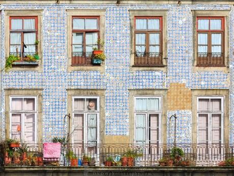 Balkonnetjes Porto