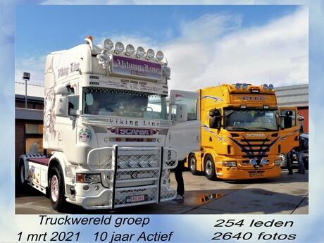 P1080721 TEKNO Event 2011 Truckwereld groep 10 jaar actief 1 mrt 2021