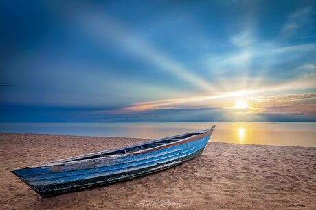 Sunrise - Lake Malawi