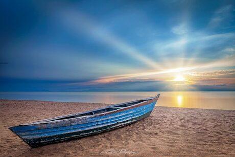 Sunrise - Lake Malawi