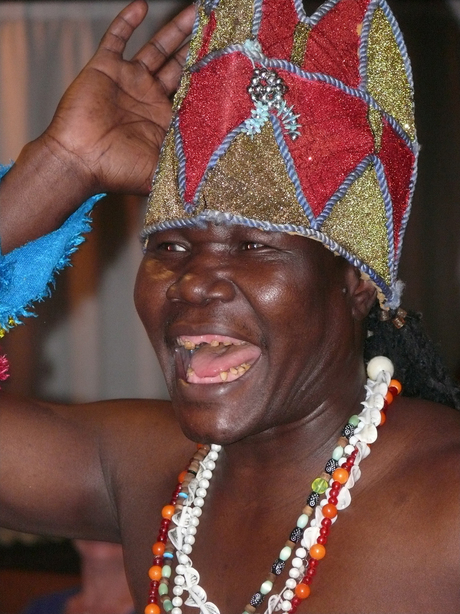 Nubische danser