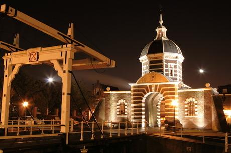 Morspoortbrug Leiden
