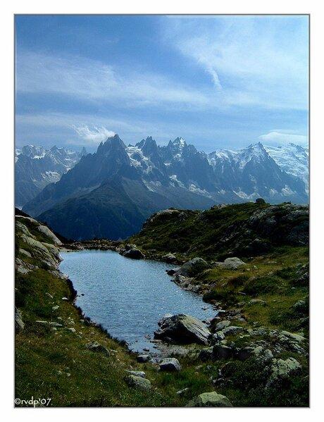 Mont Blanc Gebergte (2)