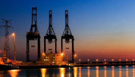 Antwerpen haven industrie