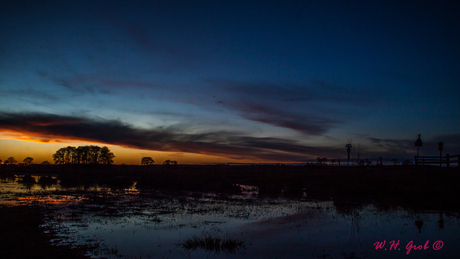 Sunset Akkerdijk