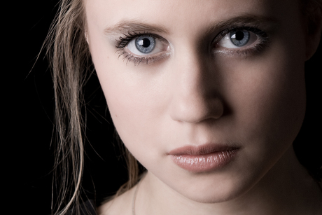 Mandy closeup