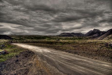 IJsland Badlands